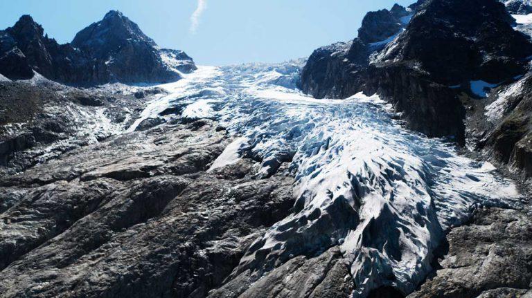 Glacier du Trient