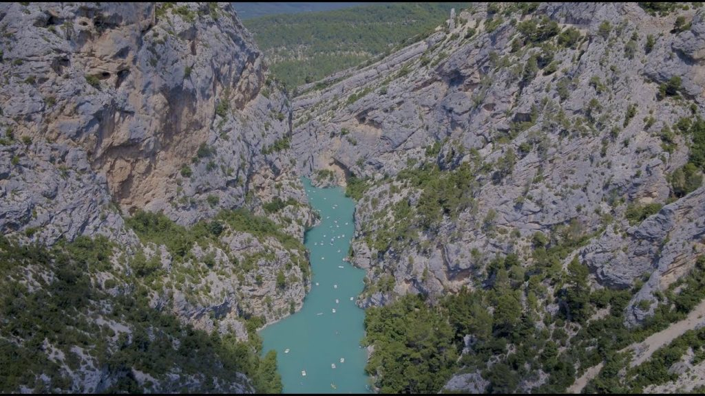 Provence Drone View